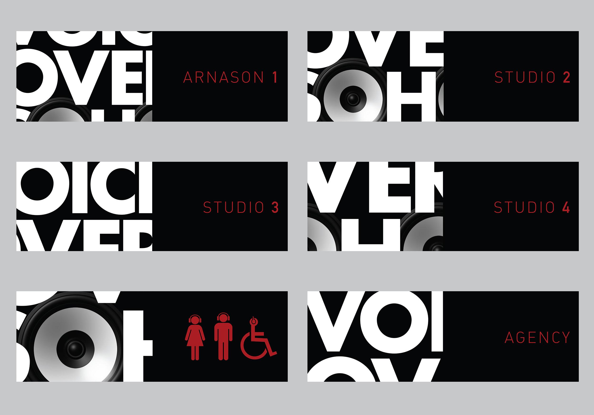 We are Noisy - Voiceover Soho - 04-Signage1