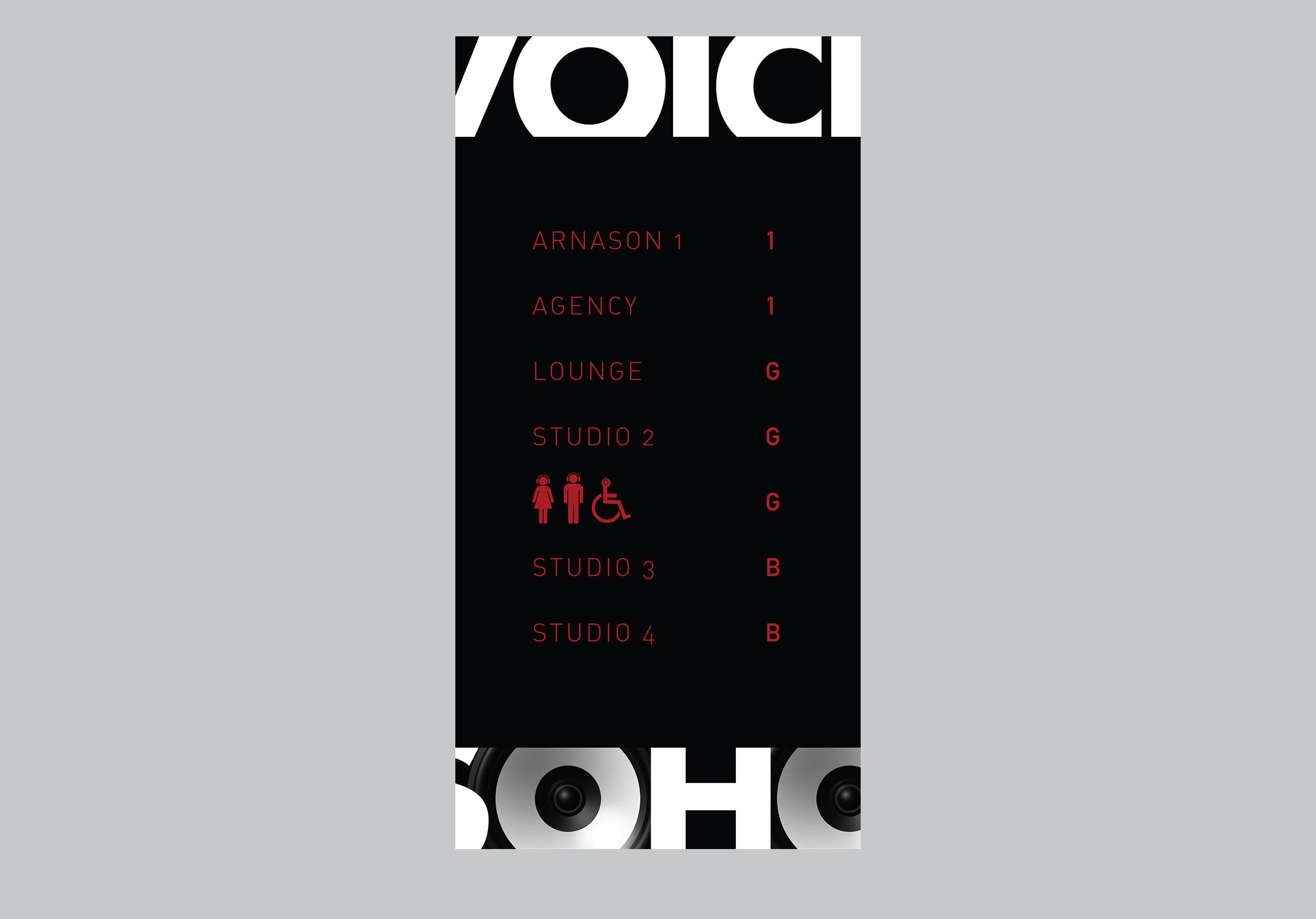 We are Noisy - Voiceover Soho - 05-Signage2