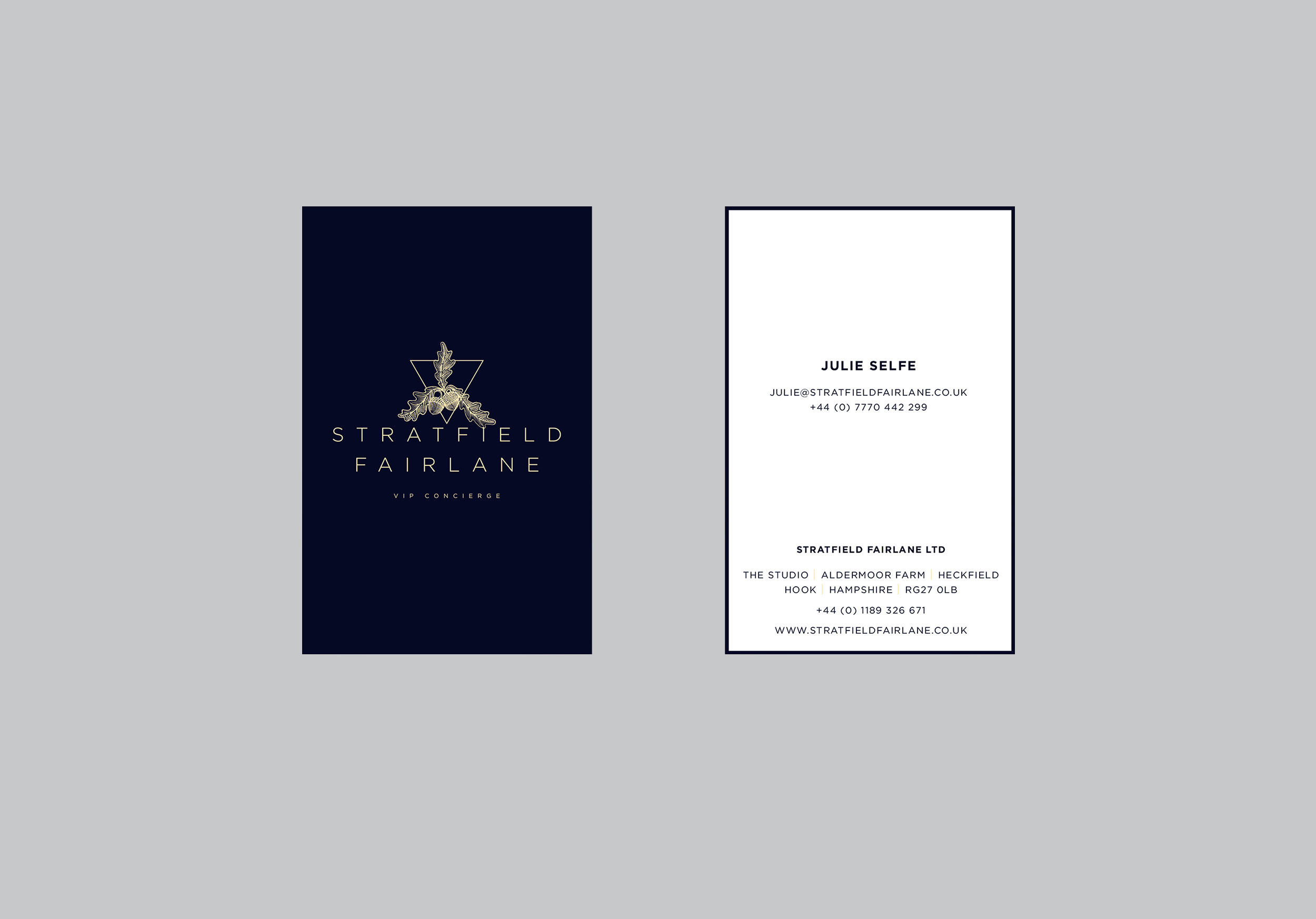 We are Noisy - Stratfield Fairlane - 3.cards